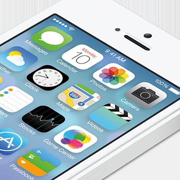 iPhone/iPadのメリット